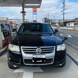 Volkswagen - フォルクスワーゲン トゥアレグ V6