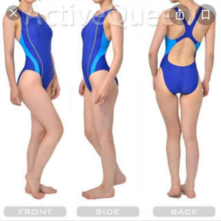 MIZUNO - yingfaインファー競泳水着 ブルー 水色