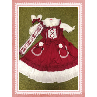 Angelic Pretty - angelic pretty バニーコーデ