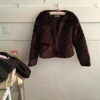 Ron Herman - 値下🍩Wranglar for RonHerman eco fur coat.