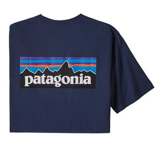 patagonia - パタゴニア ポケットTシャツ