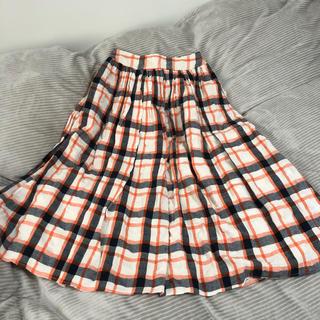 Lochie - vintage チェック柄スカート