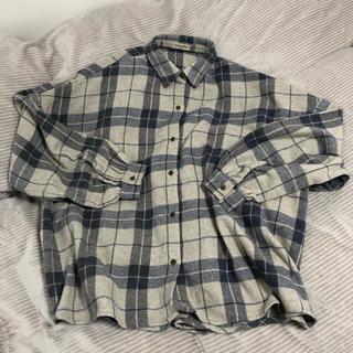 SM2 - sm2 ウールチェックシャツ