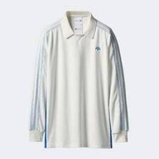 アレキサンダーワン(Alexander Wang)の(最終値下げ) Alexander Wang x Adidas スキッパーシャツ(ポロシャツ)