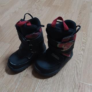 バートン(BURTON)のスノーボードブーツ キッズ用 17.5(ブーツ)