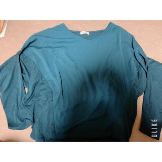 アースミュージックアンドエコロジー(earth music & ecology)の長袖Tシャツ(Tシャツ(長袖/七分))