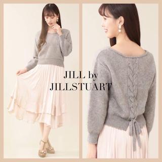 JILL by JILLSTUART - JILL by JILLSTUART フワフワラクーンニット