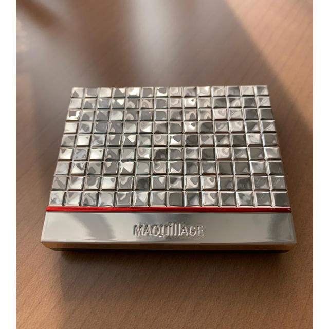MAQuillAGE(マキアージュ)のマキアージュ アイブロースタイリング ナチュラルブラウン コスメ/美容のベースメイク/化粧品(パウダーアイブロウ)の商品写真