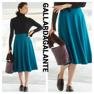 GALLARDA GALANTE - GALLARDAGALANTE ソフトウールフレアスカート