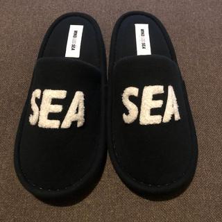 Supreme - wind and sea room スリッパ