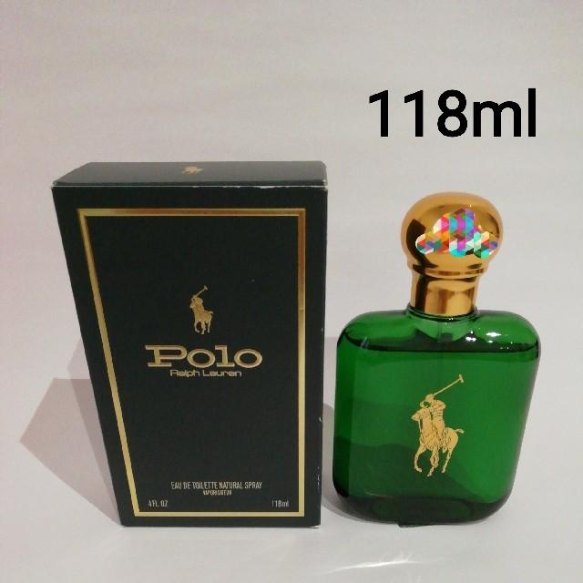 POLO RALPH LAUREN(ポロラルフローレン)のラルフローレン ポロ グリーン オードトワレ 118ml コスメ/美容の香水(香水(男性用))の商品写真