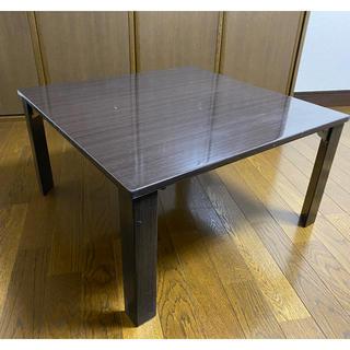 ニトリ - 埼玉 折りたたみテーブル 座卓