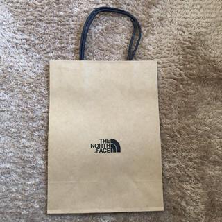 ザノースフェイス(THE NORTH FACE)のノースフェイス ショップ袋 紙袋(ショップ袋)