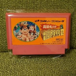 ファミリーコンピュータ(ファミリーコンピュータ)のFC 高橋名人の冒険島2(家庭用ゲームソフト)