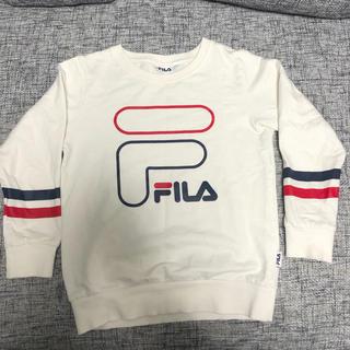 FILA - フィラ トレーナー スエット 130 スポーツブランド