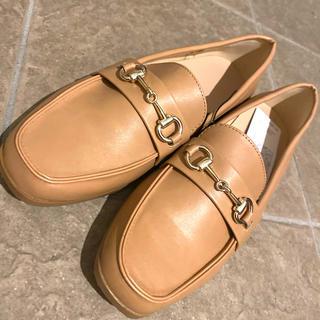 GU - GU 新品未使用 ローファー 革靴 ブーツ 秋服 靴