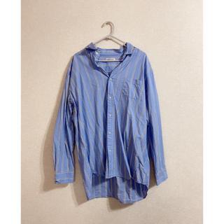 ウィゴー(WEGO)のwego ビックシャツ(シャツ/ブラウス(長袖/七分))