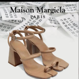 Maison Martin Margiela - 最終値引き! マルジェラ サンダル 美品!