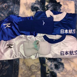 MIZUNO - 日本航空サッカー部練習着