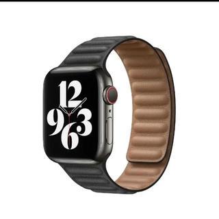 Apple Watch - レザーリンク Apple Watch