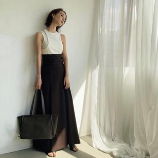 TODAYFUL - louren  pleats flare long skirt