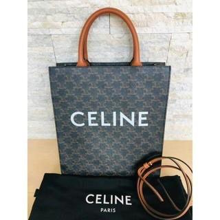celine - CELINE セリーヌ トートバッグ トリオンフ
