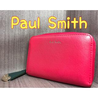 ポールスミス(Paul Smith)のポールスミス 二つ折り 財布 パスケース 定期入れ カードケース コインケース(財布)