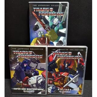 タカラトミー(Takara Tomy)のトランスフォーマー DVDセット(アニメ)