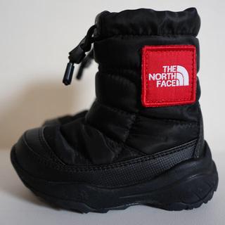 ザノースフェイス(THE NORTH FACE)のTHE NORTH FACE ノースフェイス ヌプシ 14cm  キッズ (ブーツ)