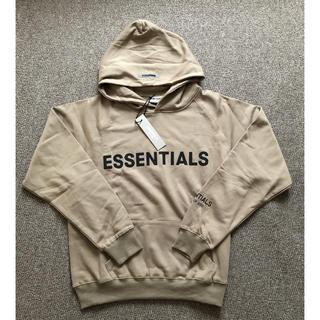 FEAR OF GOD - FOG Essentials 20SS Pullover パーカー Lサイズ