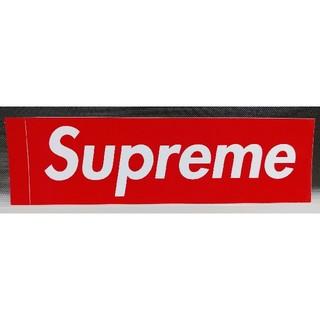 Supreme - Supreme Box Logo Sticker
