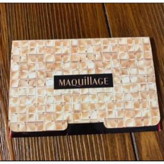 マキアージュ(MAQuillAGE)のマキアージュ あぶらとり紙 美容 コスメ スキンケア(あぶらとり紙)