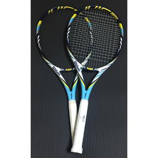 ウィルソン(wilson)の新品未使用 ウィルソン 硬式テニスラケット JUICE PRO 96 二本セット(ラケット)