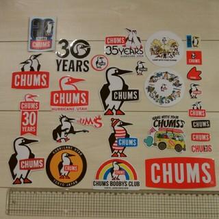 チャムス(CHUMS)のチャムス ステッカー26枚セット CHUMS(その他)