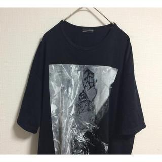 ラッドミュージシャン(LAD MUSICIAN)のLAD MUSICIAN 18aw フォトビッグTシャツ ユニセックス(Tシャツ/カットソー(半袖/袖なし))