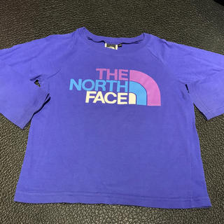 THE NORTH FACE - THE  NORTH  FACE ロンT 長袖110