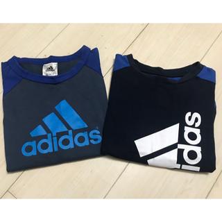 adidas - Adidas アディダス 長袖 120cm 2枚セット