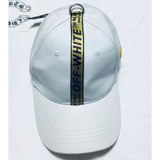 オフホワイト(OFF-WHITE)のOFF WHITE 帽子 キャンプ (キャップ)