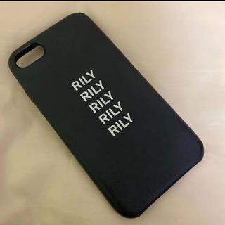 サンダイメジェイソウルブラザーズ(三代目 J Soul Brothers)の今市隆二 RILY iPhoneケース(iPhoneケース)