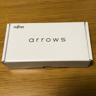 新品未開封 arrows RX ブラック 32GB