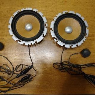 Pioneer - カロッツェリア 16センチスピーカー&ツィーター