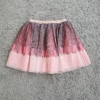 エイチアンドエム(H&M)のH&Mチュールスカートsize128(スカート)