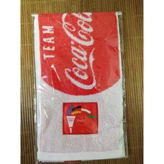 コカコーラ(コカ・コーラ)のコカ・コーラ タオル(タオル/バス用品)