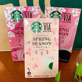 Starbucks Coffee - 【ハロウィンセール‼︎】★スタバ★VIA★スプリング★桜★23本+オマケ3本★