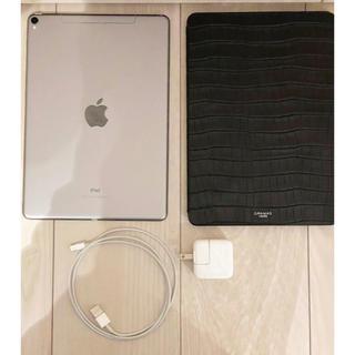 iPad - ipad pro 10.5wifi+cellular スペースグレー64GB!