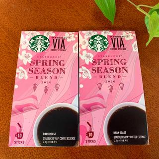 Starbucks Coffee - 【ハロウィンセール‼︎】★スタバ★VIA★スプリング★桜★20本+オマケ3本★
