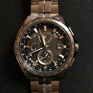 CITIZEN - シチズン citizen アテッサ attesa at9096-57e 腕時計