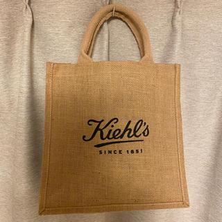 キールズ(Kiehl's)の【kiehl's】キールズ ノベルティ 麻 トートバッグ(トートバッグ)
