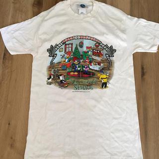 ユニバーサルスタジオジャパン(USJ)のLAユニバーサルスタジオTシャツ  ビンテージ(Tシャツ(半袖/袖なし))