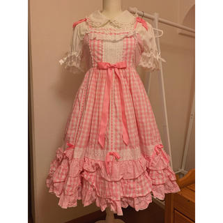 Angelic Pretty - 再出品angelic pretty 避暑地の少女